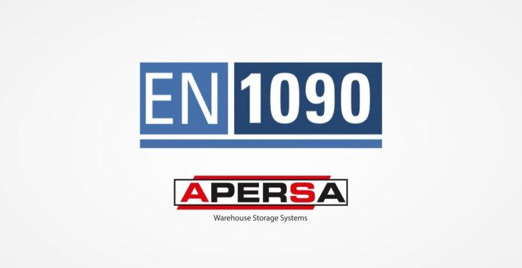 APERSA ha obtenido la certificación de AENOR según la norma europea UNE-EN 1090 para los productos que fabrica